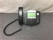 Polycom SoundPoint IP 550 Digital Phone - No Power Supply